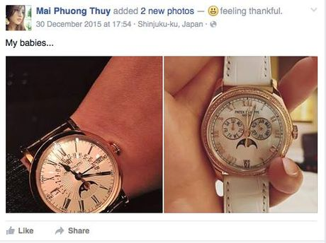'Suyt ngat' voi hang hieu tien tan cua Mai Phuong Thuy - Anh 3