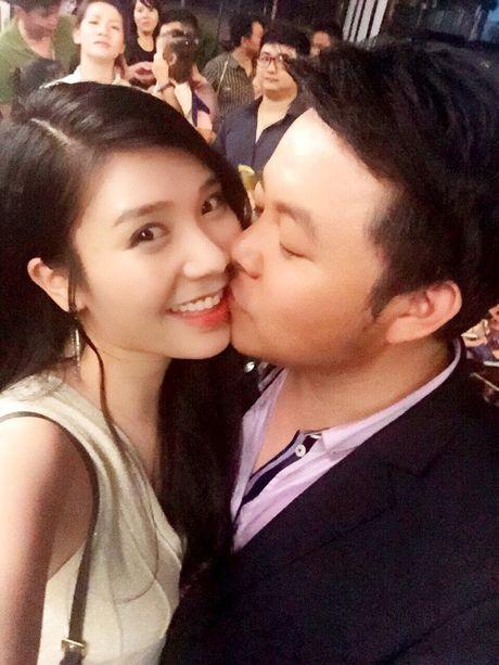 'Fan' soc vi Quang Le thong bao tuyen ban gai la con chu tiem vang - Anh 1
