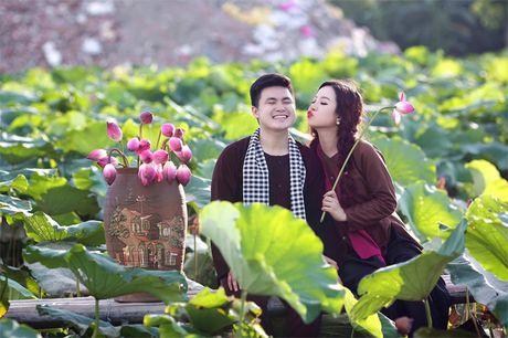 Hoa khoi Thu Ha goi cam tung cm khi lam co dau - Anh 15