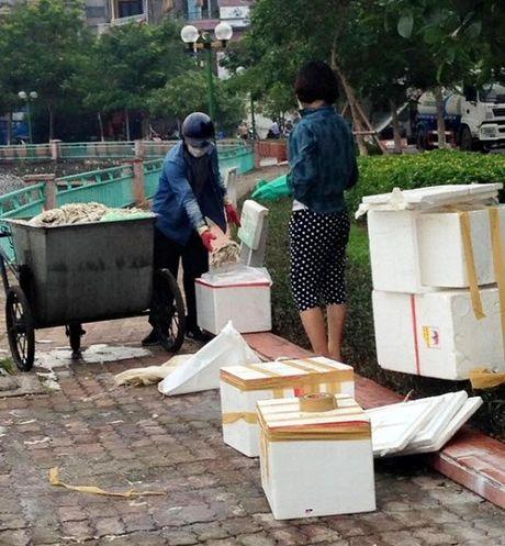 Hot tren Face 4.10: Ca chet Ho Tay dong thung xop lam gi, tram tro sinh nhat 'trang toat' cua Mr.Dam - Anh 1