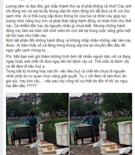 Hot tren Face 4.10: Ca chet Ho Tay dong thung xop lam gi, tram tro sinh nhat 'trang toat' cua Mr.Dam - Anh 2
