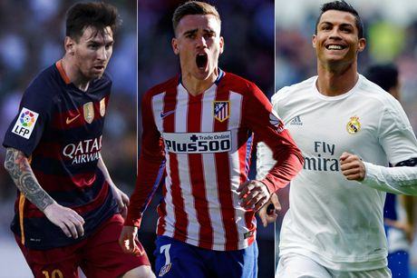 Diem tin toi 04/10: M.U xem gio 'Ronaldo moi'; Griezmann thua nhan duoi co Messi, Ronaldo - Anh 1