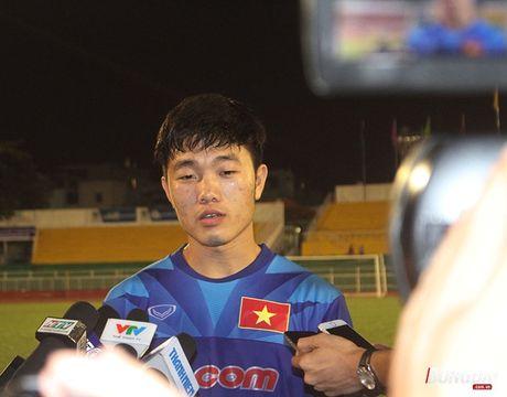 Xuan Truong: 'Kinh nghiem o K-League giup em tu tin khoac ao DT Viet Nam' - Anh 1