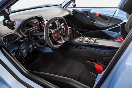 Hatchback the thao 'sieu khung' RN30 tu Hyundai - Anh 4