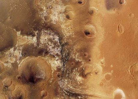 Hinh anh tuyet voi ve thung lung Mawrth Vallis tren sao Hoa - Anh 3