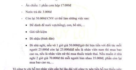 Nhung chinh sach dai ngo gay soc cho nhan vien - Anh 1