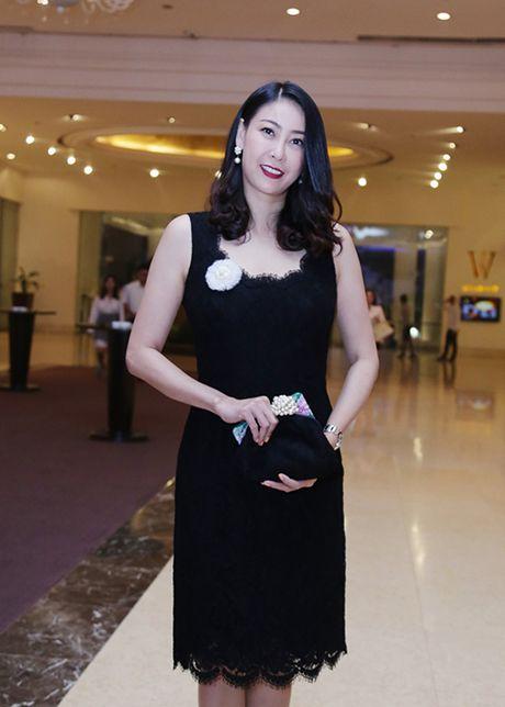 Sao Viet no nuc tham du tiec sinh nhat cua Mr Dam - Anh 9