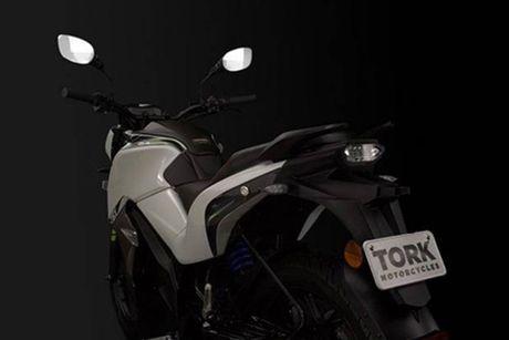 Moto dien 'thong minh' Tork T6X gia chi 40 trieu dong - Anh 10