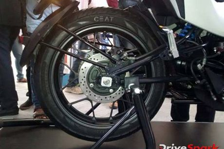 Moto dien 'thong minh' Tork T6X gia chi 40 trieu dong - Anh 6