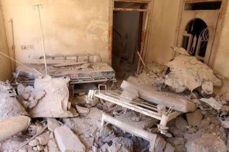 Nga, My buong tay, Syria roi vao the tuyet vong - Anh 1