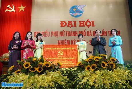 Nang cao hon nua vi the cua phu nu Thu do - Anh 7