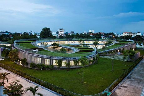 KTS Vo Trong Nghia doat huy chuong vang ARCASIA 2016 - Anh 1