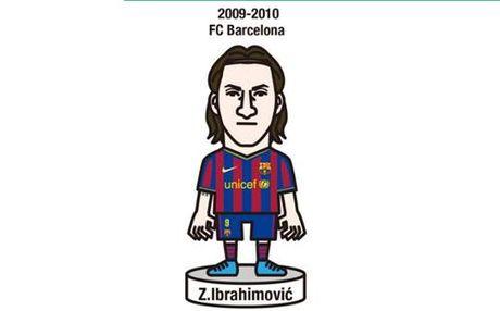 Ibrahimovic buoc vao tuoi 35: Chang duong 17 nam thang tram cung qua bong - Anh 6