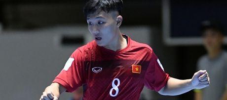 Tien dao Minh Tri so huu ban thang lot Top 10 ban dep nhat Futsal World Cup 2016 - Anh 1