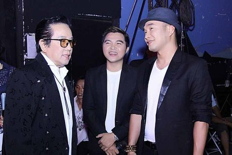 Danh ca Elvis Phuong tai xuat day lich lam o Sol Vang thang 10 - Anh 10