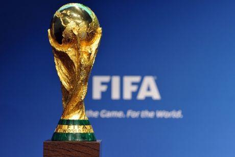 FIFA dang can nhac tang so doi World Cup len 48 - Anh 1
