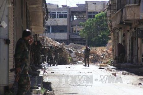 My ngung dam phan voi Nga ve lenh ngung ban o Syria - Anh 1