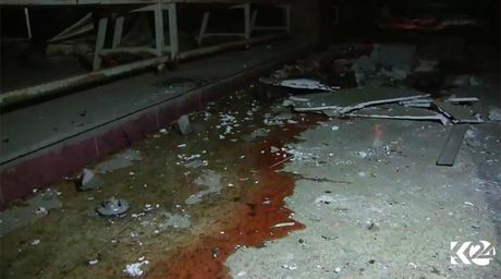 It nhat 30 nguoi thiet mang trong vu danh bom tai dam cuoi o Syria - Anh 1
