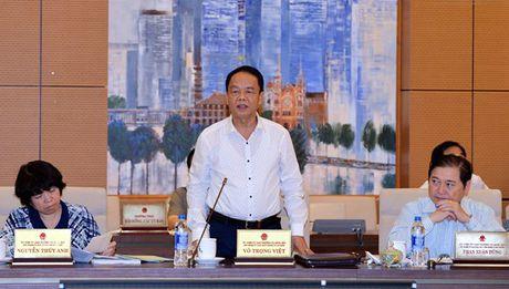 Ong Vo Trong Viet: 'Can bo tiep dan truoc het phai chai mat' - Anh 1