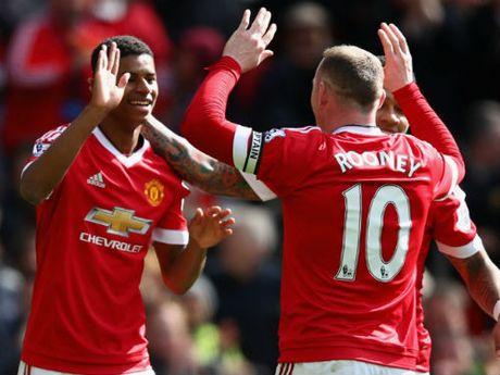 """Sau MU, Rashford sap """"hat cang"""" Rooney o DT Anh - Anh 1"""