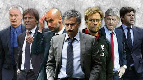 """Mourinho va Conte: Hai """"tho xay"""" vat va nhat NHA - Anh 1"""