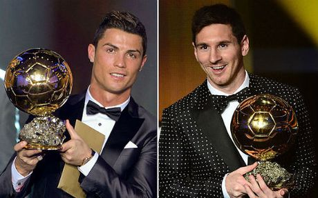 "Ronaldo, Messi gap han: Thoi sao doi ngoi cua ""QBV"" - Anh 1"