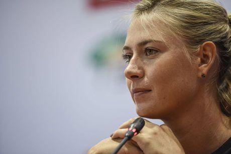 CHINH THUC: Giam an Sharapova, tro lai nam 2017 - Anh 1