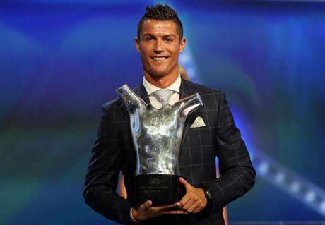 Xavi dat cua Ronaldo doat QBV, Messi ve nhi - Anh 1