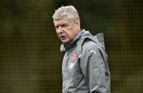 Wenger tu bo Arsenal vi DT Anh: Tot cho tat ca? - Anh 1