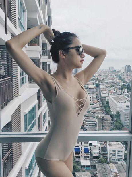 Huong Giang Idol phat hoang vi than hinh gay go - Anh 5