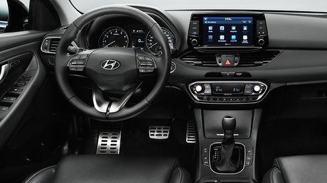 Chiec xe sieu 'xin' Hyundai i30 2017 vua duoc ra mat co gi dac biet? - Anh 3