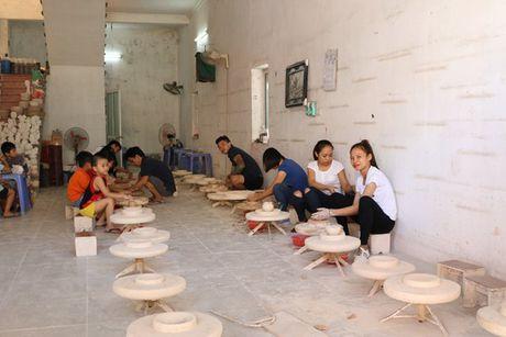 Kham pha lang gom co Bat Trang - Anh 2