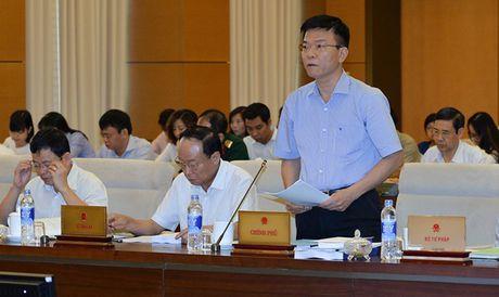 Bo luat Hinh su nam 2015: Khoanh vung sua doi 141 dieu sai sot - Anh 1