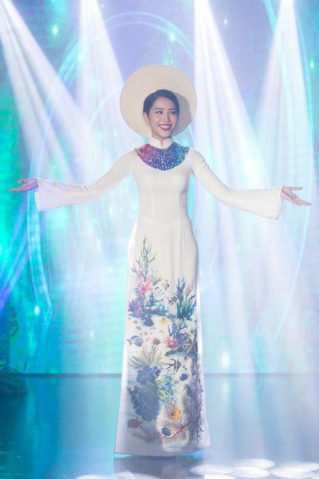 Nam Em tiet lo phan thi tai nang tai Hoa hau Trai dat 2016 - Anh 9