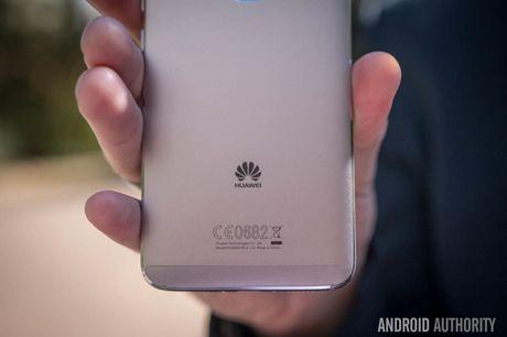 Google Pixel le ra da do Huawei san xuat - Anh 2