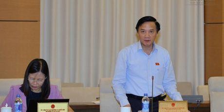 Uy ban Phap luat de nghi Chinh phu trinh Du luat Bieu tinh - Anh 1