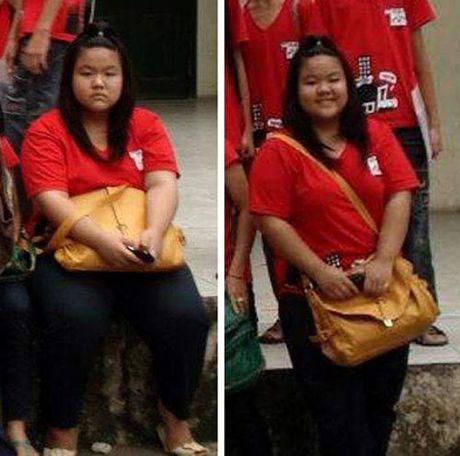 Khong the tin duoc day la nhan sac cua co gai tung bi ky thi vi can nang 101kg - Anh 1