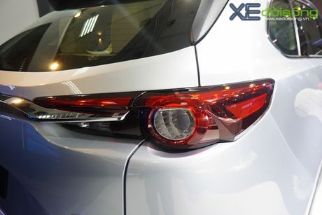Ngam Mazda CX-9 the he moi truoc gio ra mat tai Ha Noi - Anh 10