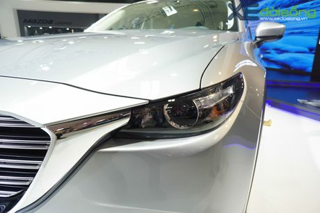 Ngam Mazda CX-9 the he moi truoc gio ra mat tai Ha Noi - Anh 4