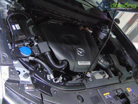 Ngam Mazda CX-9 the he moi truoc gio ra mat tai Ha Noi - Anh 5