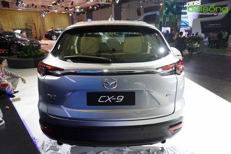 Ngam Mazda CX-9 the he moi truoc gio ra mat tai Ha Noi - Anh 7