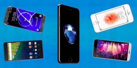 iPhone 7 - Chiec xe dua hao nhoang khong bao gio ve dich - Anh 1
