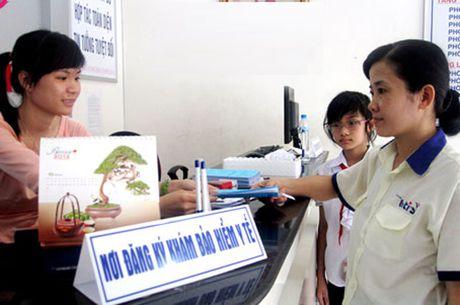 Day manh cac bien phap tang ty le bao phu BHYT toan dan - Anh 3