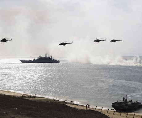 Fox News: Lan dau tien Nga mang ten lua toi tan SA-23 toi Syria - Anh 1