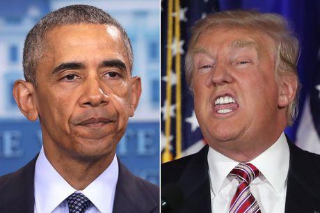 """Obama: My se """"thiet hai dai lau"""" neu Trump lam tong thong - Anh 1"""