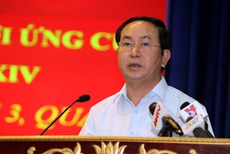 Chu tich nuoc: 'Trinh Xuan Thanh tron di dau cung bi loi ra anh sang' - Anh 1