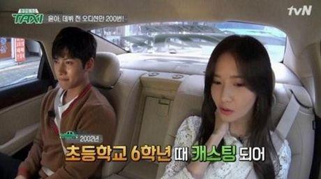 YoonA (SNSD) trai long ve kho khan de tro thanh mot dien vien noi tieng - Anh 1