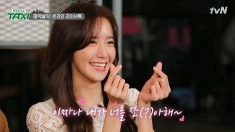 YoonA (SNSD) trai long ve kho khan de tro thanh mot dien vien noi tieng - Anh 2