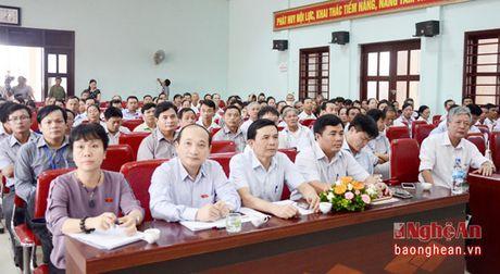 Cu tri huyen Dien Chau: Thu tuc hanh chinh con ruom ra, gay phien ha cho dan - Anh 1