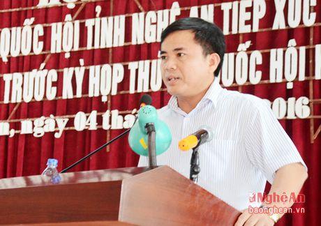 Cu tri huyen Dien Chau: Thu tuc hanh chinh con ruom ra, gay phien ha cho dan - Anh 4